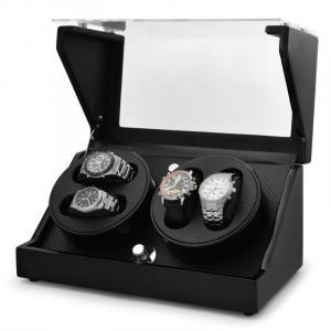 Klarstein TWP-CA2PB, pohyblivý stojan na hodinky, držáky na 4 ks