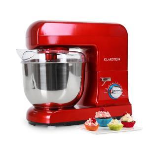 Klarstein TK2-Gracia Rossa, kuchyňský robot, 1000 W, červený