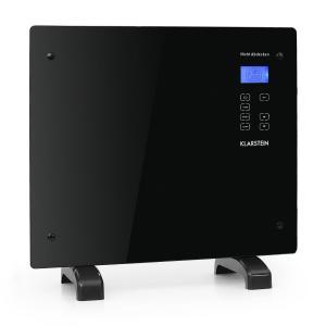 Klarstein ACO-HT006GL,1000 W,skleněný design