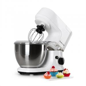 Klarstein TK2-Carina Bianca, Kuchyňský robot, 800 W, 4 l