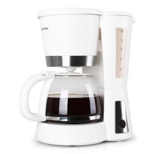 Kávovar Klarstein Sunday Morning, bílý, 900 W, 1,5 l