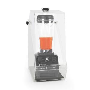 Klarstein Herakles 3G, černý, stolní mixér s krytem, 1500 W, 2,0 k, 2 litry, bez BPA