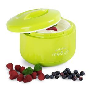 Klarstein Me & Yo, jogurtovač, 1 l, bezproudový, zelený