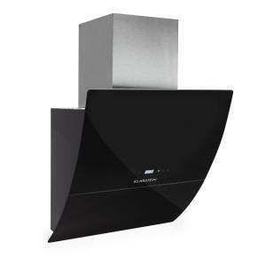 Klarstein RGL60BL, komínový odsavač par, volný prostor pro hlavu, 60cm, 550 m³/h