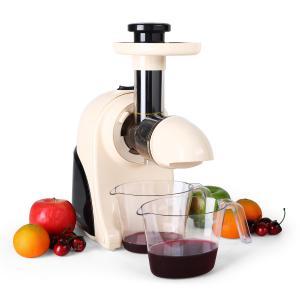 Klarstein Fruitpresso Moreno, odšťavňovač, 150 W, 80 ot./min.