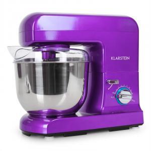 Klarstein TK2-GRACIA VIOLA, kuchyňský robot, 1000 W, fialový