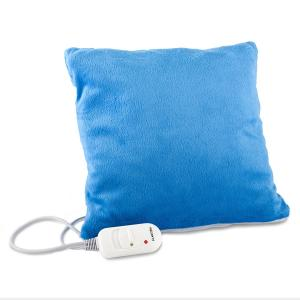 Klarstein Winter Dreams, 45 W, vyhřívaný polštář, 35 x 35 cm, fleece, modrý