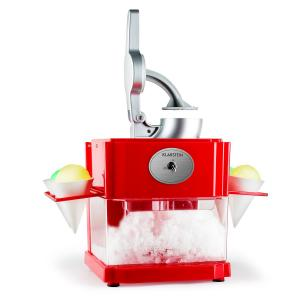 Klarstein Mr. Cone & Ms. Ice Shaved, 90 W, zařízení na výrob