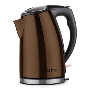 Karstein Ariela, 2200 W, 1,7 l, rychlovarná konvice, čokoládově hnědá