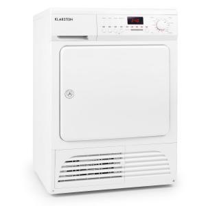 Klarstein Savanna bílá, kondenzátorová sušička, 8 kg, B
