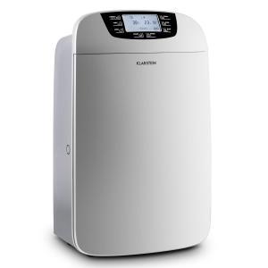 Klarstein Dry Best 35, odvlhčovač vzduchu, čistič vzduchu, 35 l/24 h, světle stříbrný