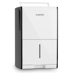 Klarstein Drybest 10, 10 l/24 h, bílo/šedý odvlhčovač vzduchu s filtrem a kompresorem