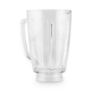 Klarstein náhradní džbán pro stolní mixér Klarstein Herakles Steel, 1,8 litru, sklo