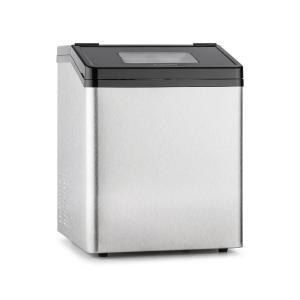 Klarstein Powericer ECO3, zařazení na výrobu kostek ledu, 450 W, 30 kg / den, ušlechtilá ocel