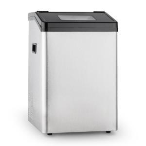 Klarstein Powericer ECO4, zařazení na výrobu kostek ledu, 450 W, 40 kg / den, ušlechtilá ocel