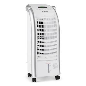 Klarstein Maxfresh WH, ventilátor, chladič vzduchu, 6l, 65 W, dálkový ovladač, chladící náplň