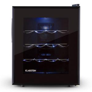 Klarstein Barolo, chladnička na víno, 48 litrů, 16 lahví, třída A