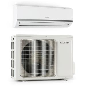 Klarstein Windwaker B 9, bílá, inverter split, klimatizace, 9000 BTU, A +