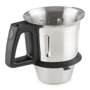 Klarstein Kitchen Hero, kuchyňský robot, mixovací pohár, náhradní díl, 2 l, ušlechtilá ocel