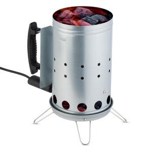 Klarstein Fegefeuer, elektrický zapalovač uhlí, zapalovač grilu, 350 W, ušlechtilá ocel