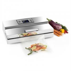 Klarstein Foodlocker Chef, vakuové zařízení, -0,95 bar, 20 l / min. / 31 cm, ušlechtilá ocel