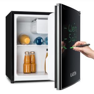 Klarstein Spitzbergen Aca, 40 l, černá, chladnička s mrazákem, energetická třída A +