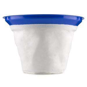 Klarstein filtrační sáček příslušenství pro mokro-suchý vysavač textilní filtrační sáček Ø35cm
