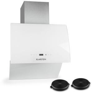 Klarstein RGL60WH digestoř s filtrem s aktivním uhlím