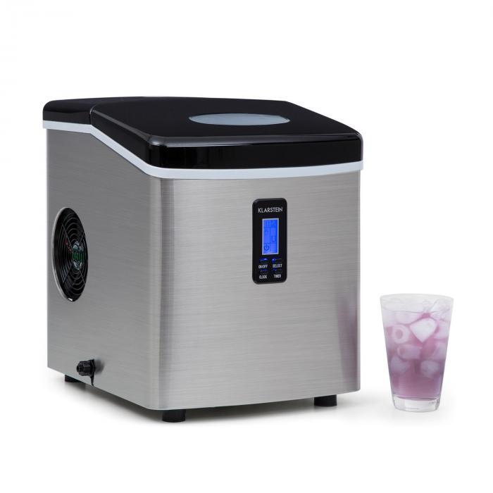ICE4-MR.-BLACK-FROST, 150 W, stroj na výrobu ledu,černý