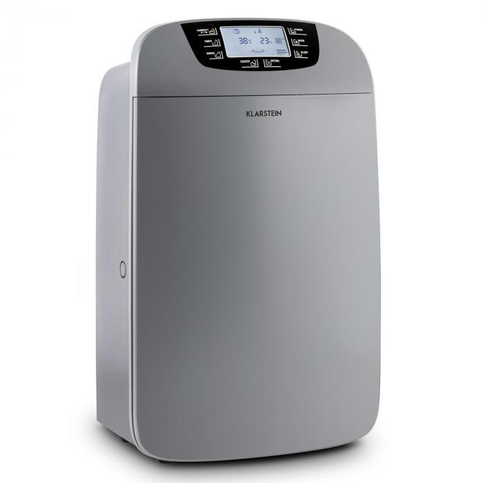 Dry Best 40, odvlhčovač vzduchu, čistič vzduchu, 40 l/24 h, černo-šedá